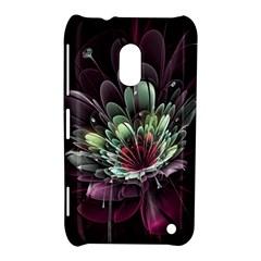 Flower Burst Background  Nokia Lumia 620 by amphoto