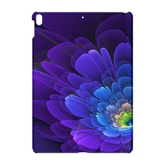 Purple Flower Fractal  Apple Ipad Pro 10 5   Hardshell Case by amphoto