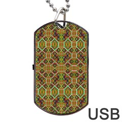 Roulette  Order Dog Tag Usb Flash (two Sides) by MRTACPANS