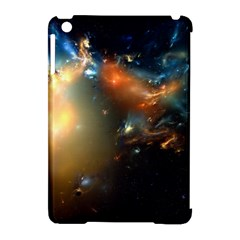 Explosion Sky Spots  Apple Ipad Mini Hardshell Case (compatible With Smart Cover) by amphoto