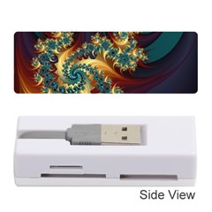 Patterns Paint Ice  Memory Card Reader (stick)  by amphoto