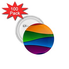 Layers Light Bright  1 75  Buttons (100 Pack)  by amphoto