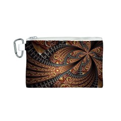Patterns Background Dark  Canvas Cosmetic Bag (s) by amphoto