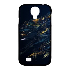 Spots Dark Lines Glimpses 3840x2400 Samsung Galaxy S4 Classic Hardshell Case (pc+silicone) by amphoto