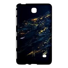 Spots Dark Lines Glimpses 3840x2400 Samsung Galaxy Tab 4 (7 ) Hardshell Case  by amphoto