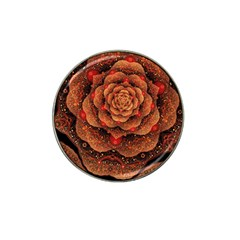 Flower Patterns Petals  Hat Clip Ball Marker (10 Pack) by amphoto
