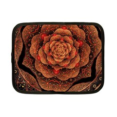 Flower Patterns Petals  Netbook Case (small)  by amphoto