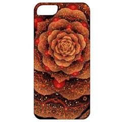 Flower Patterns Petals  Apple Iphone 5 Classic Hardshell Case