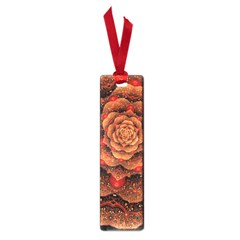 Flower Patterns Petals  Small Book Marks by amphoto