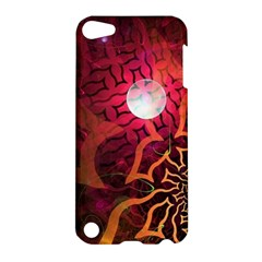 Explosion Background Bright  Apple Ipod Touch 5 Hardshell Case by amphoto