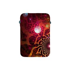Explosion Background Bright  Apple Ipad Mini Protective Soft Cases by amphoto