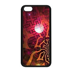 Explosion Background Bright  Apple Iphone 5c Seamless Case (black) by amphoto