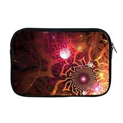 Explosion Background Bright  Apple Macbook Pro 17  Zipper Case by amphoto