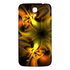 Art Fractal  Samsung Galaxy Mega I9200 Hardshell Back Case by amphoto