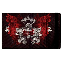 Patterns Bright Background  Apple Ipad 2 Flip Case by amphoto