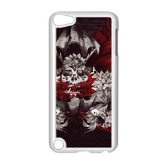 Patterns Bright Background  Apple Ipod Touch 5 Case (white) by amphoto