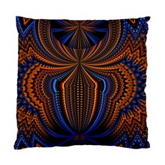 Patterns Light Dark Standard Cushion Case (two Sides) by amphoto