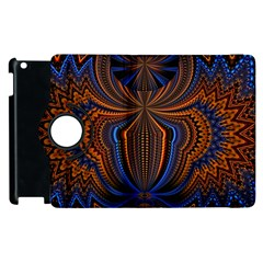 Patterns Light Dark Apple Ipad 3/4 Flip 360 Case by amphoto
