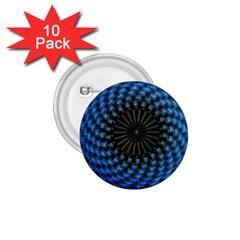 Patterns Circles Rays  1 75  Buttons (10 Pack) by amphoto