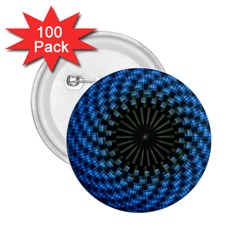 Patterns Circles Rays  2 25  Buttons (100 Pack)  by amphoto