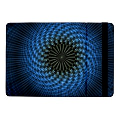 Patterns Circles Rays  Samsung Galaxy Tab Pro 10 1  Flip Case by amphoto