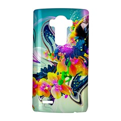 Parrot Abstraction Patterns Lg G4 Hardshell Case by amphoto