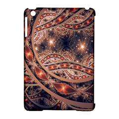Fractal Patterns Abstract  Apple Ipad Mini Hardshell Case (compatible With Smart Cover) by amphoto