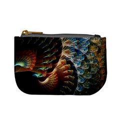 Fractal Patterns Abstract 3840x2400 Mini Coin Purses by amphoto