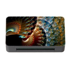 Fractal Patterns Abstract 3840x2400 Memory Card Reader With Cf by amphoto