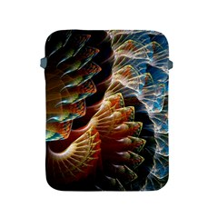 Fractal Patterns Abstract 3840x2400 Apple Ipad 2/3/4 Protective Soft Cases by amphoto