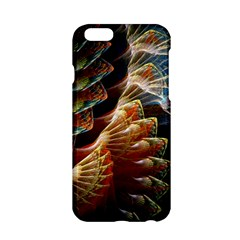 Fractal Patterns Abstract 3840x2400 Apple Iphone 6/6s Hardshell Case by amphoto