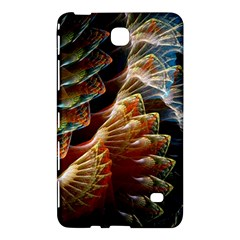 Fractal Patterns Abstract 3840x2400 Samsung Galaxy Tab 4 (7 ) Hardshell Case  by amphoto