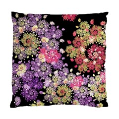 Abstract Patterns Fractal  Standard Cushion Case (two Sides) by amphoto