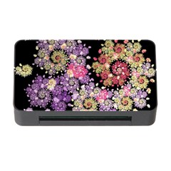 Abstract Patterns Fractal  Memory Card Reader With Cf by amphoto