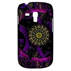 Fractal Neon Rings  Galaxy S3 Mini by amphoto