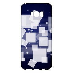 Squares Shapes Many  Samsung Galaxy S8 Plus Hardshell Case  by amphoto