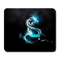 Dragon Classical Light  Large Mousepads by amphoto
