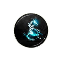 Dragon Classical Light  Hat Clip Ball Marker (4 Pack) by amphoto