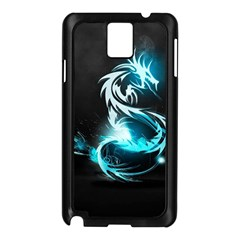 Dragon Classical Light  Samsung Galaxy Note 3 N9005 Case (black) by amphoto