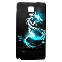 Dragon Classical Light  Galaxy Note 4 Back Case by amphoto