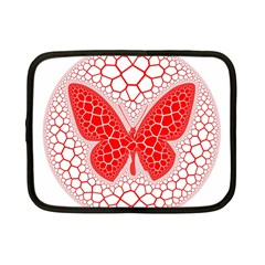Butterfly Netbook Case (small)  by Nexatart