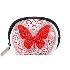 Butterfly Accessory Pouches (small)  by Nexatart