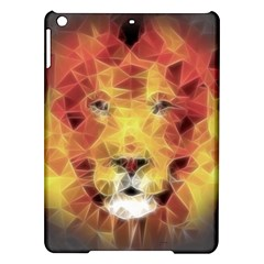 Fractal Lion Ipad Air Hardshell Cases
