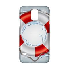 Spare Tire Icon Vector Samsung Galaxy S5 Hardshell Case  by Nexatart