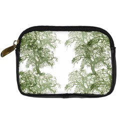 Trees Tile Horizonal Digital Camera Cases by Nexatart