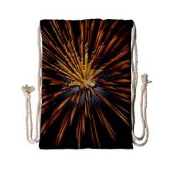 Pyrotechnics Thirty Eight Drawstring Bag (small) by Nexatart