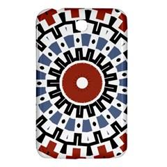 Mandala Art Ornament Pattern Samsung Galaxy Tab 3 (7 ) P3200 Hardshell Case  by Nexatart