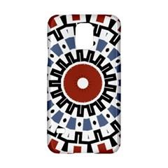 Mandala Art Ornament Pattern Samsung Galaxy S5 Hardshell Case  by Nexatart