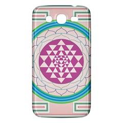 Mandala Design Arts Indian Samsung Galaxy Mega 5 8 I9152 Hardshell Case  by Nexatart