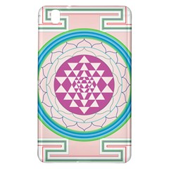 Mandala Design Arts Indian Samsung Galaxy Tab Pro 8 4 Hardshell Case by Nexatart